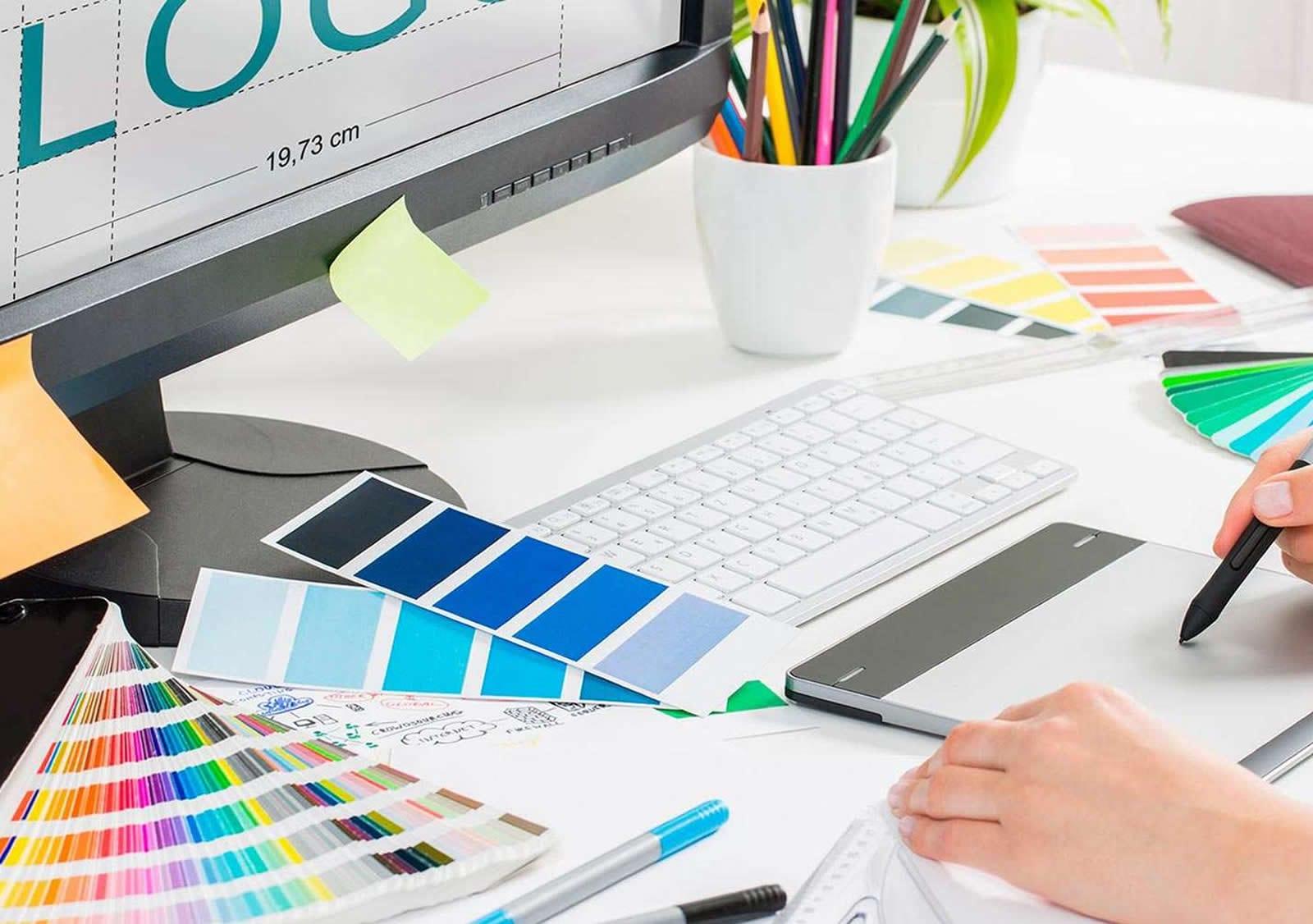 Agência de Criação - Belo Horizonte | Serviços de Design Gráfico em BH - Criação de Identidades Visuais - Logomarcas e de Comunicação Visual