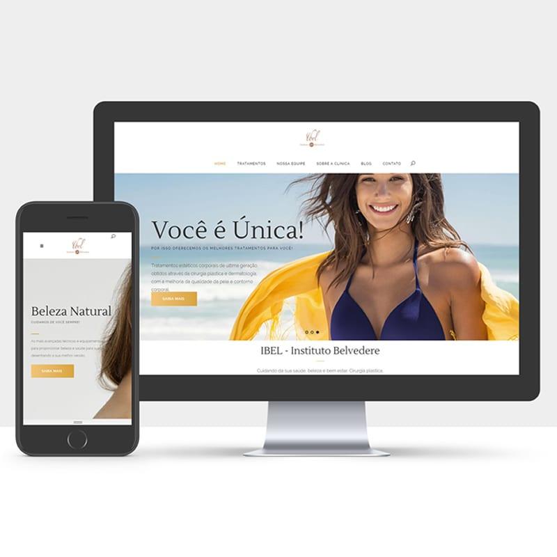 Agência de Marketing em BH | Serviço de Criação de Sites Responsivos, Landing Pages e de Lojas E-commerce - IBEL BH