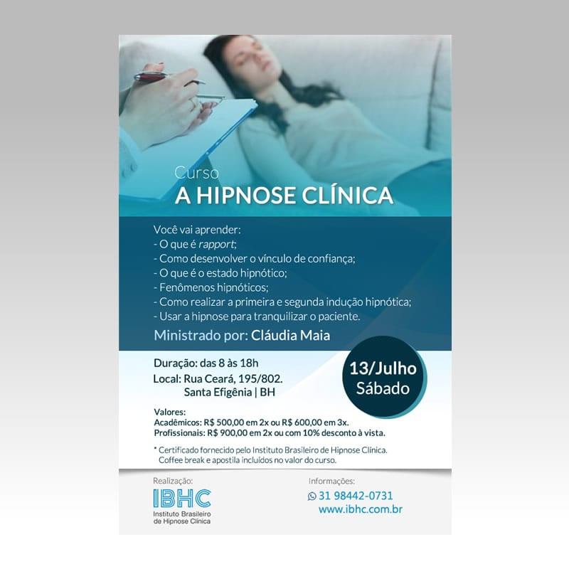 Agência de Marketing em BH | Serviço de E-Marketing / Newsletter - IBHC - Instituto Brasileiro de Hipnose Clínica.