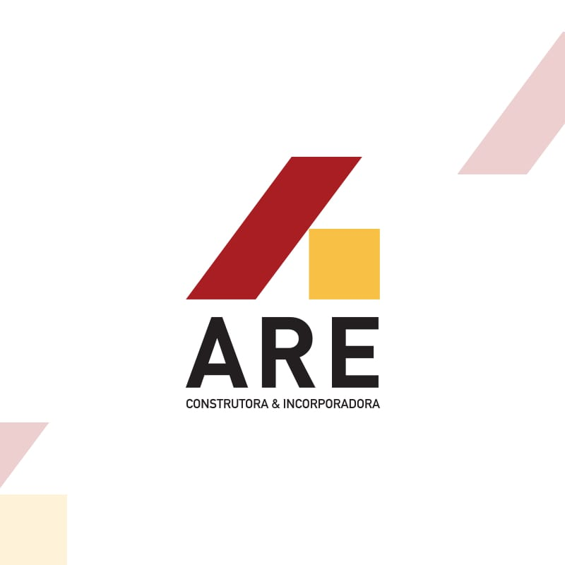 Agência de Comunicação Visual em BH | Serviço de Criação de Logomarca - ARE Construtora