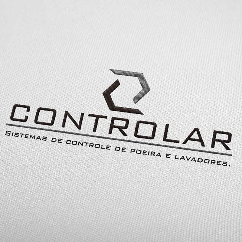 Agência de Comunicação Visual em BH | Serviço de Criação de Logomarca - Controlar