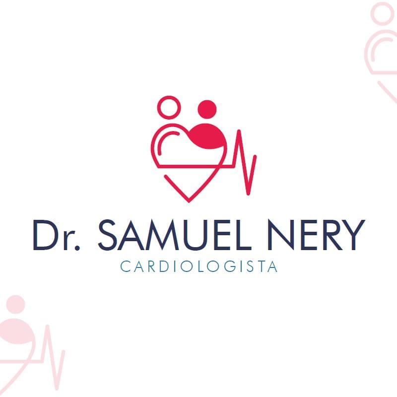 Agência de Comunicação Visual em BH | Serviço de Criação de Logomarca - Dr. Samuel Nery