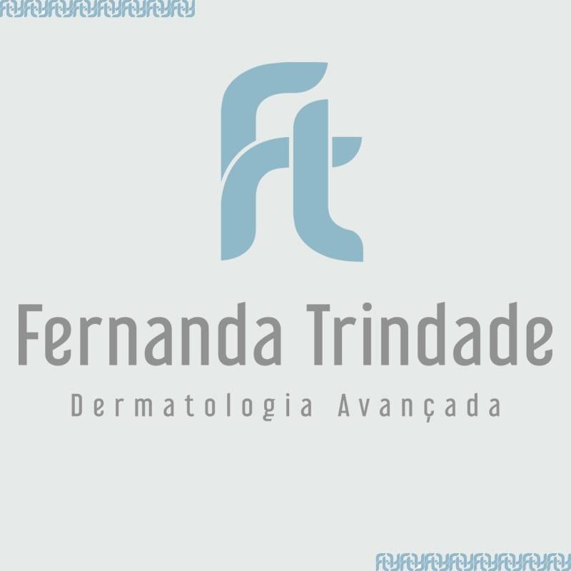 Agência de Comunicação Visual em BH | Serviço de Criação de Logomarca - Dra. Fernanda Trindade